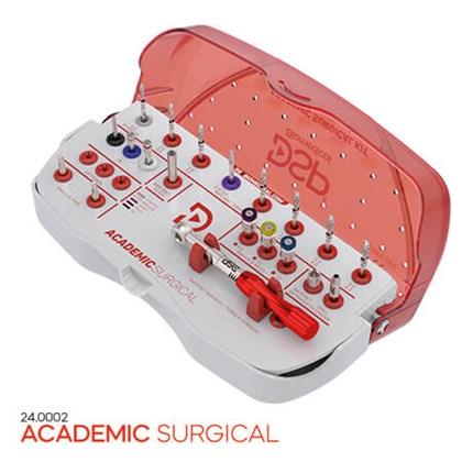 Kit Cirúrgico Acadêmico