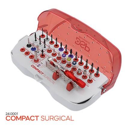 Kit Cirúrgico Compacto